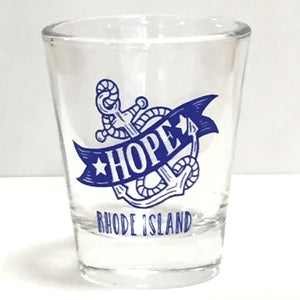 Shot Glass - Hope Anchor