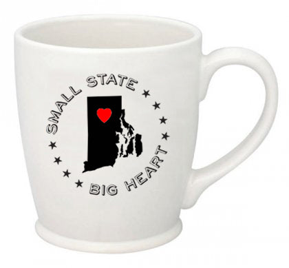Mug - Small State Big Heart