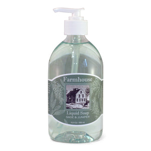 Liquid Soap - Sage & Juniper