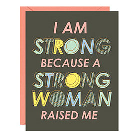 Mother's Day - Strong Woman