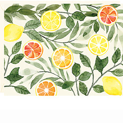 Boxed Notecards - Tuscany Lemons