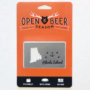 Wallet RI Bottle Opener