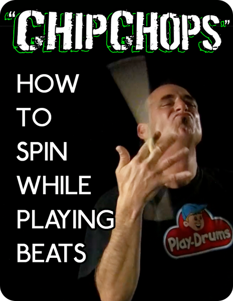 Chip Chops Drum Lesson 3
