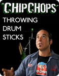 Chip Chops Drum Lesson 4