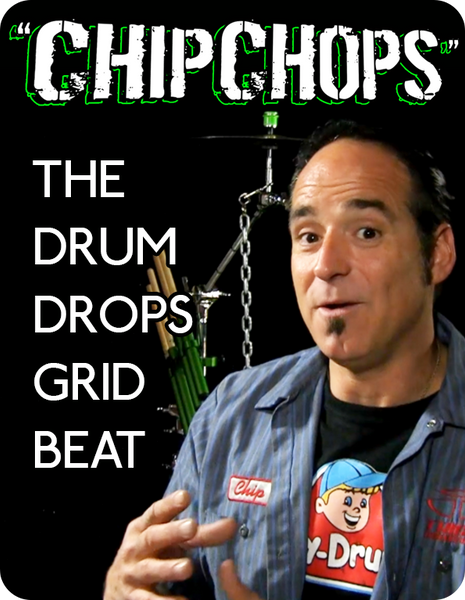 Chip Chops Drum Lesson 5