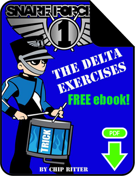 Snare Force One - The Delta Exercises PDF e-book - FREE Sample!