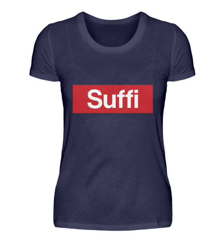 Partnerlook - Suffi  - Damenshirt