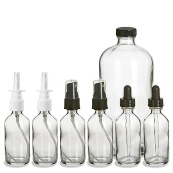 Glass Bottle Kits