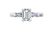 Load image into Gallery viewer, 3STDCEMBGT-101 White Gold