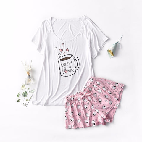 Womens Pajama Set