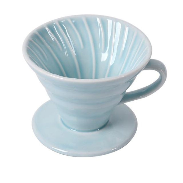 Ceramic V60 Style Coffee Dripper