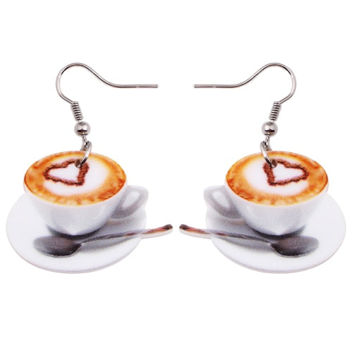 Cappuccino Earrings