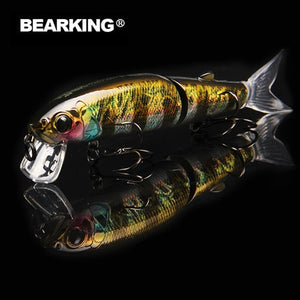 Swimbait BEARKING 11.3cm 13.7g