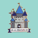 Dream Castle Enamel Pin
