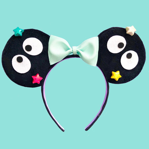 Soot Sprite Mouse Ears