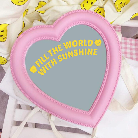 Sunshine World Vinyl Decal