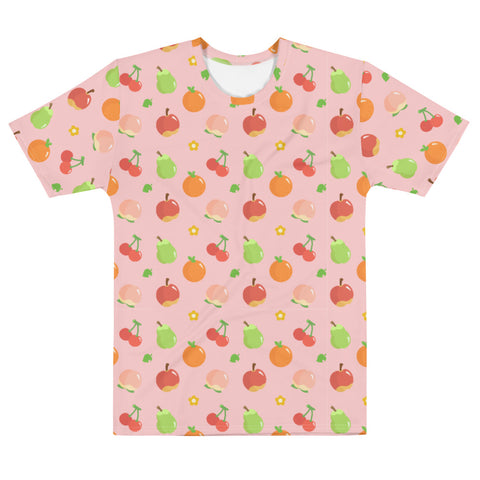 Forest Fruit T-shirt Pink
