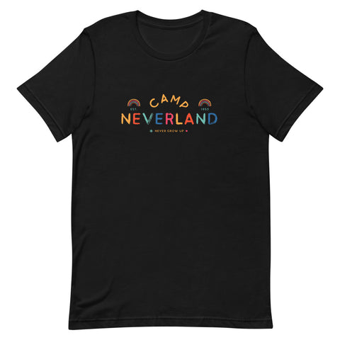 Camp Neverland T-Shirt