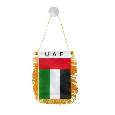 AV Mirror UAE Flag | LoozaaX