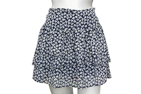 LADIES FLOWER SKIRT
