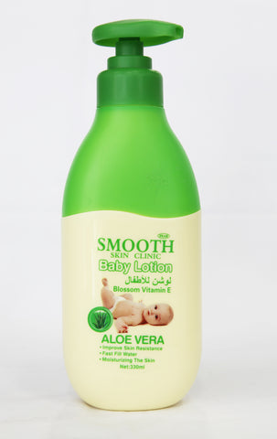 SMOOTH BABY LOTION 330ML