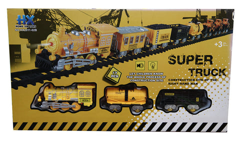 Super Truck Playing Set