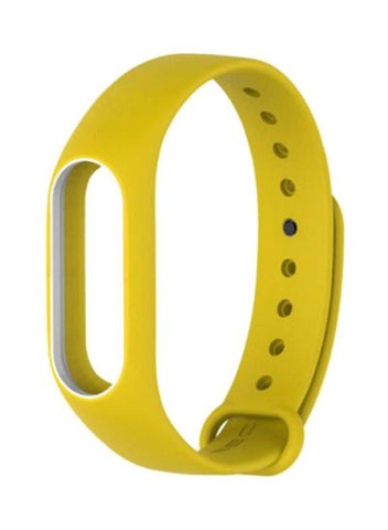 Silicone Band Yellow | ShapoorTrdgLLC