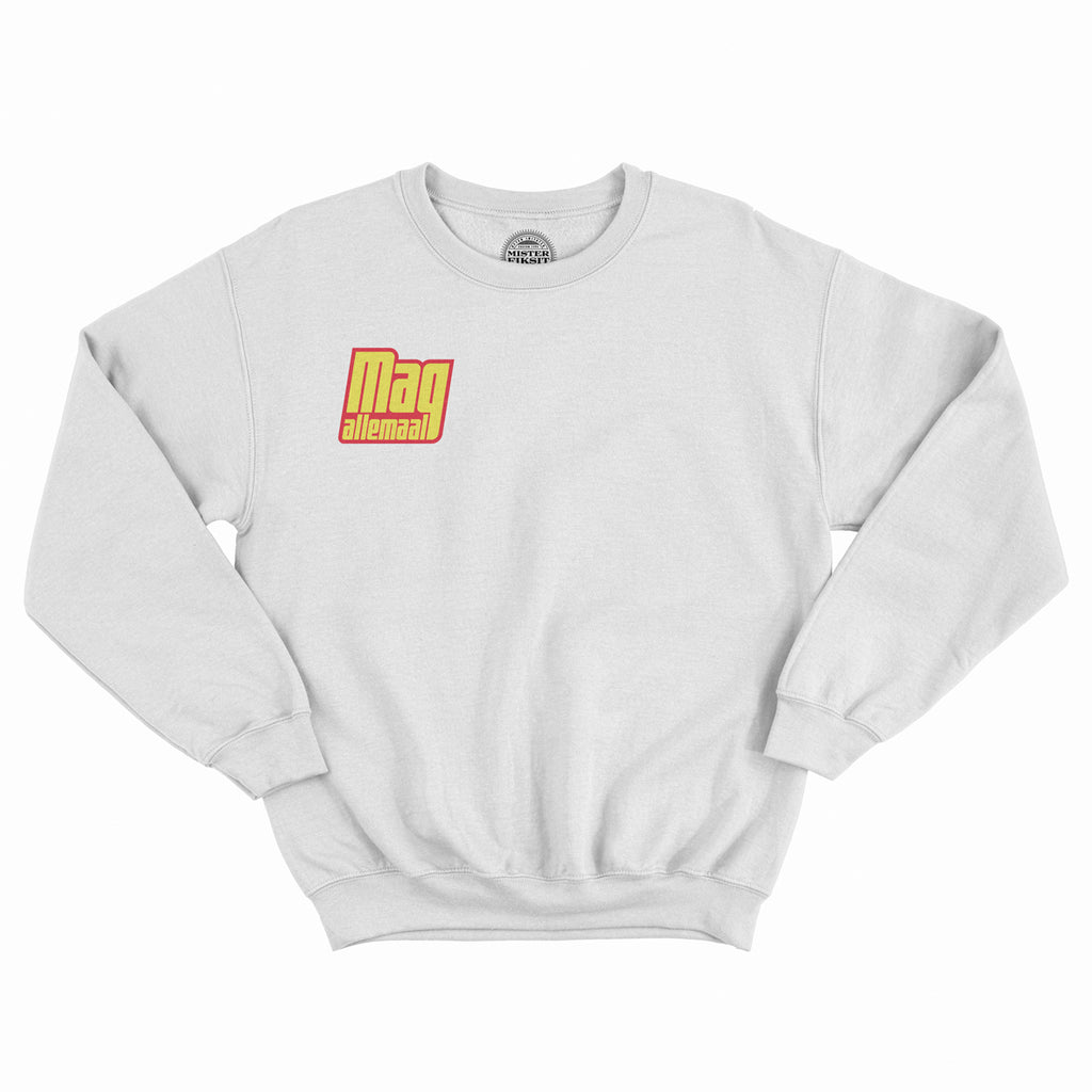 'Mag Allemaal' Sweater