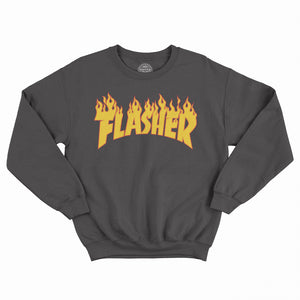 'Flasher' Sweater