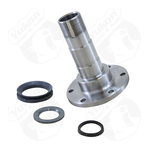 Yukon Gear Replacement Spindle For Dana 44 IFS / 6 Stud Holes
