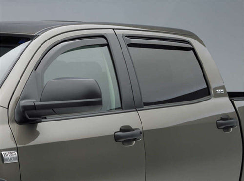 EGR 07+ Toyota Tundra Crewmax In-Channel Window Visors - Set of 4 (575191)