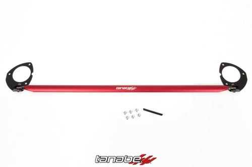 Tanabe 17-21 Honda Type-R Sustec Tower Bar Plus, Front