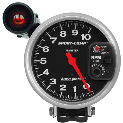 Innovate MTX-D Ethanol Content & Fuel Temp Complete Gauge Kit - Black Dial