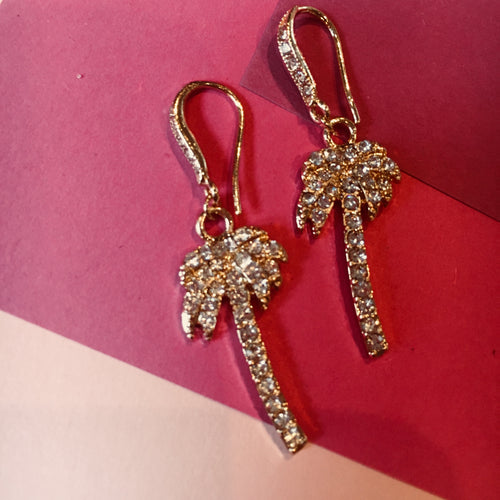 BLAIR Palm Tree Earrings
