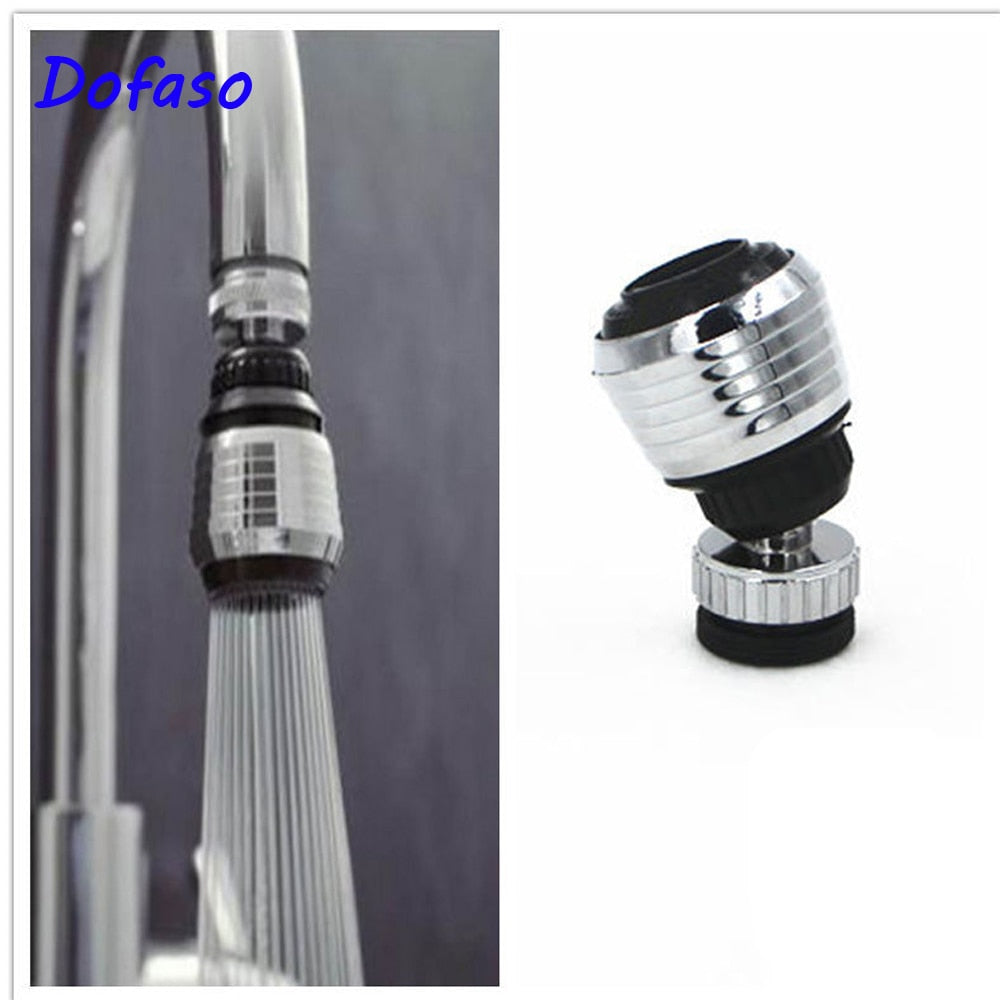 Tap Faucet Filter Connector Rotating Swivel Aerator Diffuser Practical