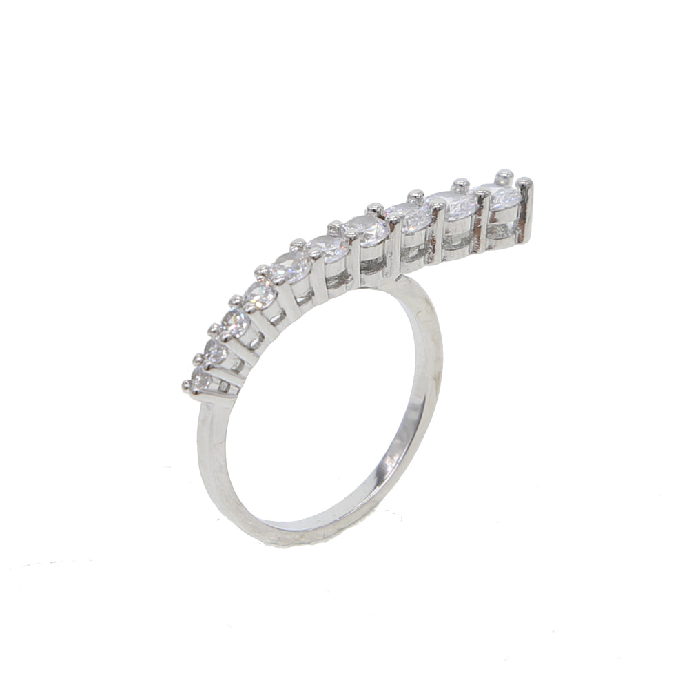 SILVER TAIL RING