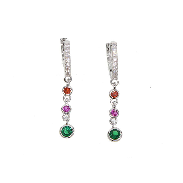 COLORS RAIN EARRINGS