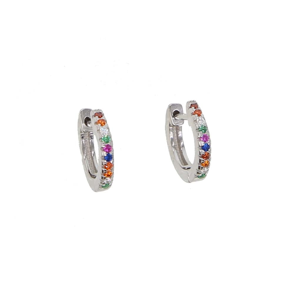BASIC RAINBOW HOOPS