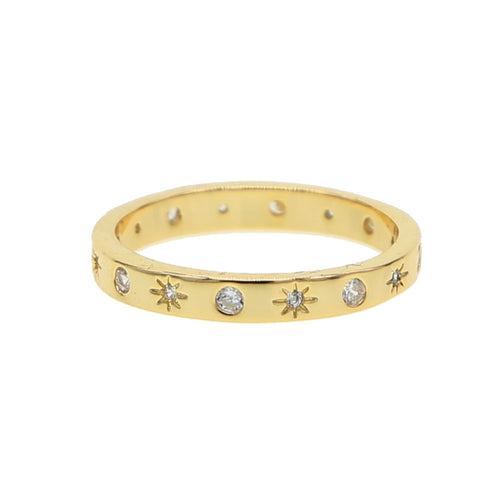 CLASIC GOLDEN RING