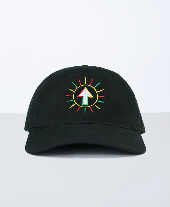 The Rising Sun Dad Hat