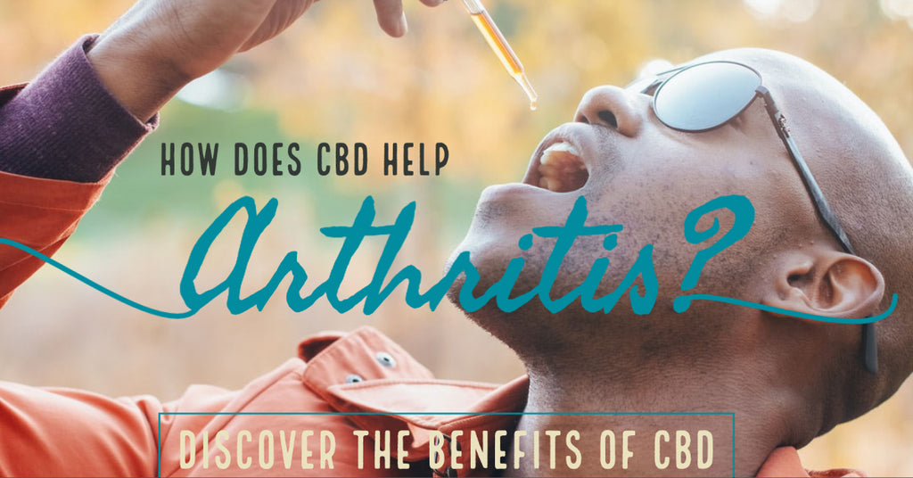 Benefits of CBD for Arthritis