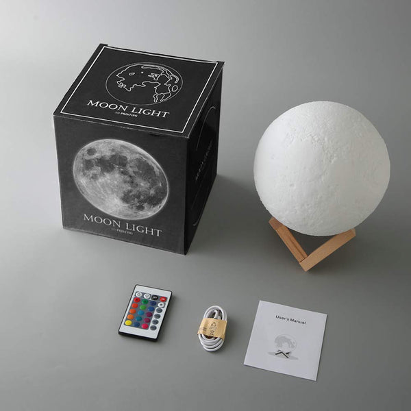 Personsalized Moon Lamp UK