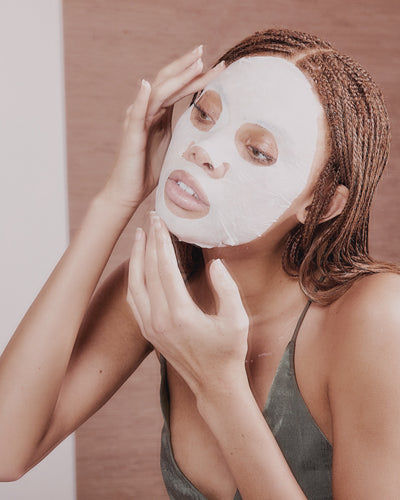 CBD SHEET MASK