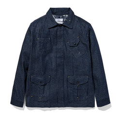 Ark Combat Jacket Wabash Denim