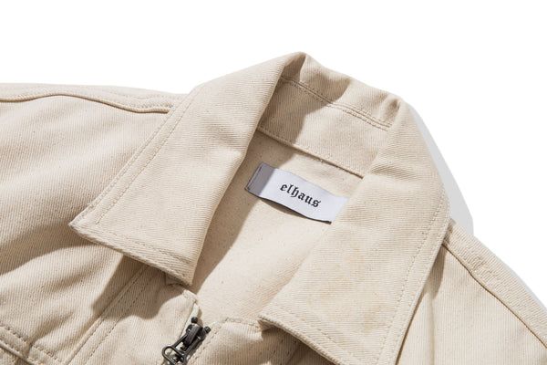 Drifter Jacket Ecru Denim