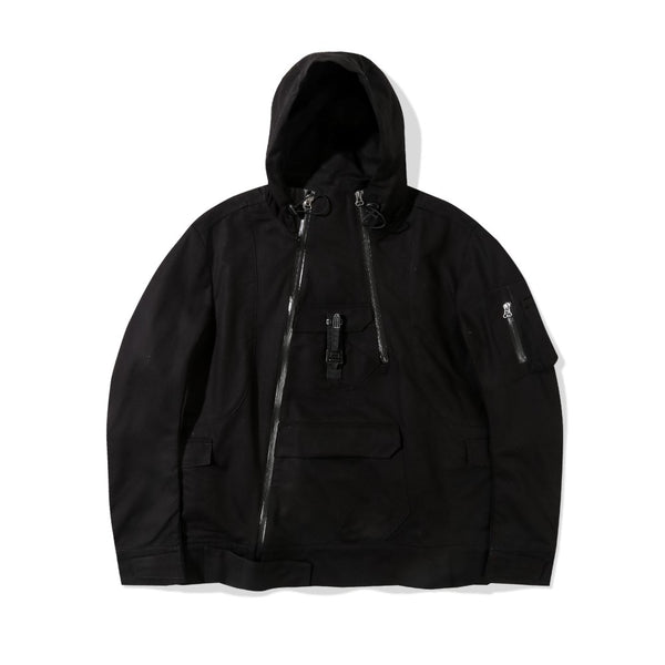 Eclipse Jacket Ghost Textile Black