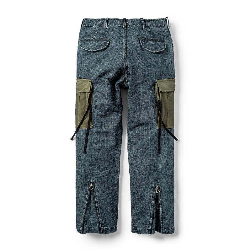 Fender Pants Black Denim