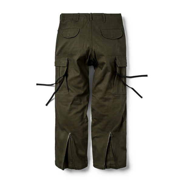 Fender Pants Olive Bedford