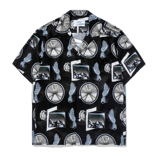 Glide Shirt Sphere Black