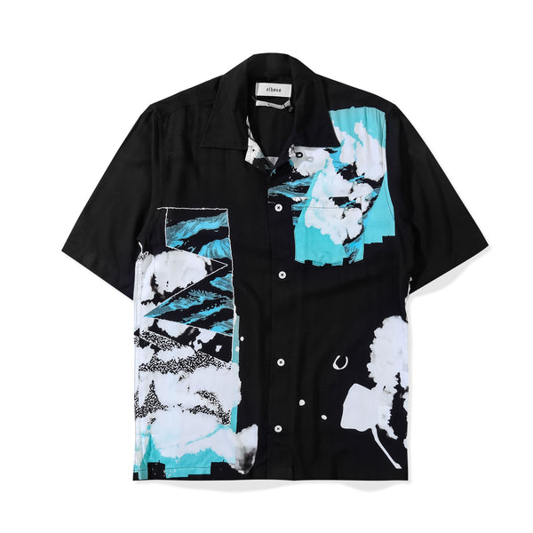 Glide Shirt Structure Black
